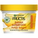 "Garnier маска ""Fructis Superfood Банан"" для сухих волос, 390 мл"
