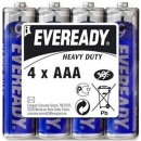 "Energizer батарейки ""Eveready. Blue"" солевые, AAA, 4 шт"