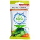 ECO Ferma влажные салфетки для овощей и фруктов, 20 шт
