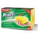 "Paclan губки для посуды ""Practi Profi"", 2 шт"