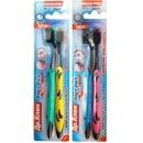 """Dr.Clean зубная щётка """"Magic Black"""" средняя жёсткость, цвет в ассортименте"""