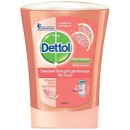 Dettol жидкое мыло для рук с ароматом Грейпфрута, запасной блок, 250 мл