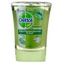 Dettol жидкое мыло для рук с ароматом Зеленого чая и имбиря, запасной блок, 250 мл
