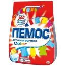 """Пемос порошок стиральный """"Колор"""" автомат, 2 кг"""