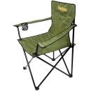 Boyscout кресло кемпинговое раскладное, с подлокотниками, в чехле, 84 х 53 х 81 см