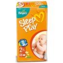 Sleep&Play 2 (3-6 кг), 18 шт