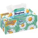 """Regina салфетки в коробке """"Ромашка"""", ароматизированные, 4 слоя"""