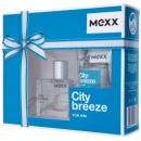 "Mexx подарочный набор ""City Breeze"" для мужчин"