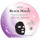 "Shary маска для лица ""Black magic. Anti-age therapy"" разглаживающая, 20 г"