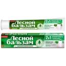 Лесной бальзам зубная паста 2 в 1 с бальзамом для десен, 75 мл