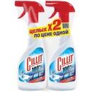 Cillit средство для удаления известкового налета и ржавчины, 450 мл х 2 шт