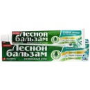"""Лесной бальзам зубная паста """"Тройной эффект. Экстрасвежесть"""" на отваре трав, 75 мл"""