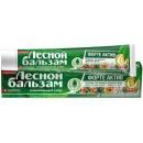 """Лесной бальзам зубная паста """"Форте Актив"""" на отваре трав, 75 мл"""