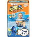 Huggies подгузники-трусики для плавания, размер 5-6 (12-18 кг), 11 шт