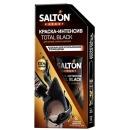 """Salton Expert краска-интенсив """"Total black"""" для замши, нубука и велюра, Черный,75 мл"""