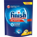 "finish таблетки для посудомоечных машин ""All in1. Max. Shine&Protect. Лимон"", 65 шт"