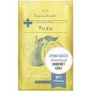 Lululun арома-маска для лица пробуждающая и обновляющая с Юзу Face Mask Plus Yuzu, 35 г