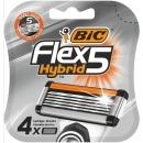 """Bic картридж """"FLEX 5 HYBRID"""""""