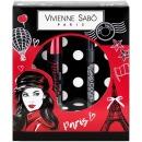 "Vivienne Sabo набор: тушь для ресниц ""Mon general"" тон 1 + карандаш для глаз ""Regard Сoquet"" тон 301"