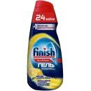 """finish гель для мытья посуды в посудомоечной машине """"All in 1. Max. Анти-жир"""" с ароматом лимона, 600 мл"""