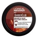 """L'Oreal Men Expert крем стайлинг """"Barber Club"""" для бороды и волос, 75 мл"""