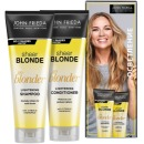 "John Frieda набор ""Sheer Blonde. Go Blonder. Осветление"", 250 мл + 250 мл"