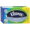 "Kleenex салфетки в коробке ""Бальзам"", 80 шт"