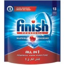 "finish таблетки для посудомоечных машин ""All in1. Max"", 13 шт"