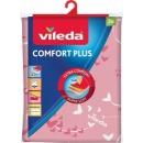 """Vileda чехол для гладильной доски """"Comfort Plus"""", цвет Розовый"""