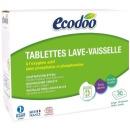 Ecodoo таблетки для посудомоечных машин, 30 шт