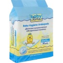 Babyline пеленки 70х60 см с гелевым абсорбентом, 10 шт
