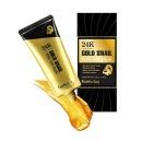 FarmStay маска-пленка с 24-каратным золотом и муцином улитки, 100 г