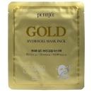 Petitfee маска для лица с золотом, гидрогелевая, 32 г