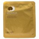 Petitfee маска для лица с золотом и экстрактом улитки, гидрогелевая, 30 г