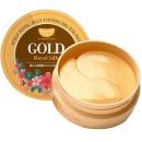 Koelf патчи для области вокруг глаз с золотом и пчелиным маточным молочком, 60 шт