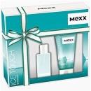 "Mexx набор парфюмерный  ""Mexx ice touch"" туалетная вода 15 мл + гель для душа 50 мл"