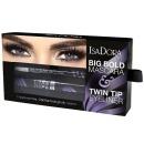 "IsaDora набор Тушь для ресниц ""Big Bold Mascara"" тон 10 + Подводка для век ""Twin Tip Eyeliner"" тон 52"