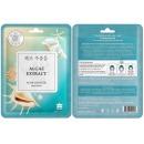 """Mi-Ri-Ne маска для лица """"Algae Extract"""" тканевая, с экстрактом красных водорослей, 23 г"""