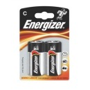 Energizer батарейка алкалиновая Max HR14/E93 тип С, 2 шт