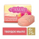 "Camay мыло твердое ""Динамик"", 4х75г"