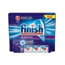"""finish средство для мытья посуды в посудомоечных машинах """"Quantum Power Ball Shine & Protect """", в таблетках, 20 шт"""
