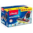 Vileda Набор Ультрамат XL в коробке (швабра с телескопической ручкой + ведро с педальным отжимом)