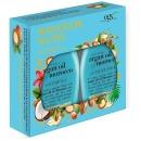 """OGX подарочный набор восстанавливающий шампунь с аргановым маслом """"Марокко""""  + восстанавливающий кондиционер с аргановым маслом """"Марокко"""", 385 мл + 385 мл"""