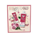 """Le Petit Marseillais подарочный набор: увлажняющий крем для лица """"Свежесть розы"""" + мицеллярная вода """"Свежесть розы"""", 50 мл 0 + 400 мл"""