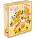 """Le Petit Marseillais подарочный набор: очищающий гель-скраб для лица """"Сияние абрикоса"""" + увлажняющий крем для лица """"Сияние брикоса"""", 150 мл + 50 мл"""