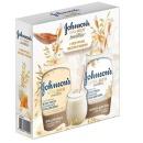 Johnson`s подарочный набор Vita-Rich ухаживающий с йогуртом, овсом и медом, 250 мл + 250 мл