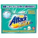 Attack концентрированный универсальный стиральный порошок BioEX, 1 кг