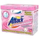 Attack New Beads Концентрированный стиральный порошок с кондиционером, 1,41 кг