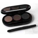 "Nouba набор теней для бровей ""Eyebrow Powder Kit"", тон 01, 3 г"