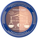 Vivienne Sabo Палетка для лица Venus en Balance, тон 01